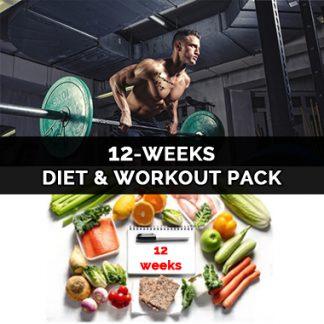 12 Weeks Diet & Workout Program