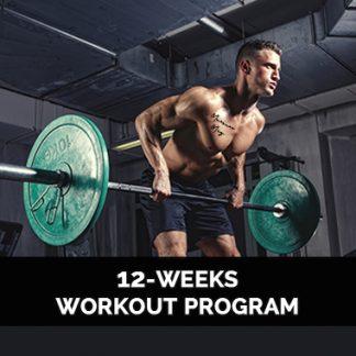 12 Weeks Workout Program