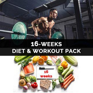 16 Weeks Diet & Workout Program